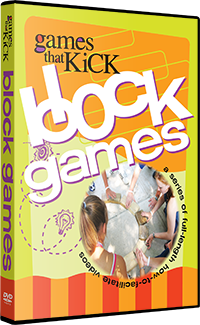 Block Games DVD