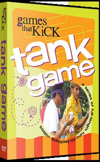 Tank Game DVD