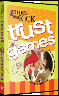 Trust Games DVD